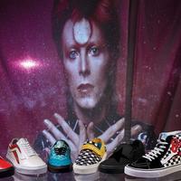 Vans tribute to David Bowie. (Foto: Vans)