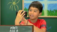 Dalam sebuah video bertajuk Kids React To Old Camera, digambarkan reaksi lucu dari 10 anak ketika pertama kali melihat kamera jadul.