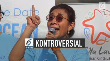 Gubernur Maluku Murad Ismail  memprotes kebijakan Menteri Susi atas pemberlakuan moratorium di wilayahnya. Sebelumnya beberapa kebijakan Menteri Susi juga pernah ditentang.