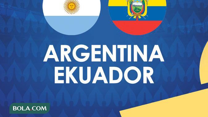 Link Live Streaming Copa America 2021: Argentina V