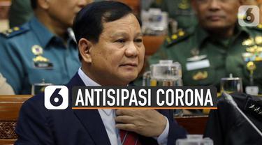Juru Bicara Menteri Pertahanan, Dahnil Anzar Simanjuntak mengonfirmasi arahan Menhan Prabowo Subianto terkait penggunaan pesawat TNI untuk keperluan medis.
