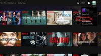 Cara mengatur kontrol usia penonton di Netflix. (Foto: Netflix)