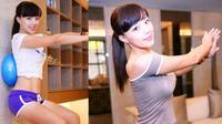 Zhang Tingxua: cukup 6 menit biar bugar (People's Daily Online)