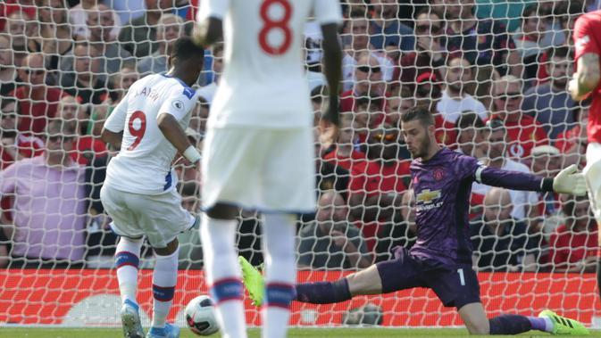 Gol Injury Time Crystal Palace, MU Telan Malu Di Old Trafford