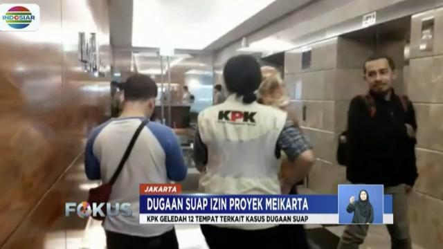 Terkait kondisi Bupati Bekasi Neneng Hasanah Yasin yang sedang hamil empat bulan, KPK memastikan proses penyidikan dan pemeriksaan tersu berjalan.