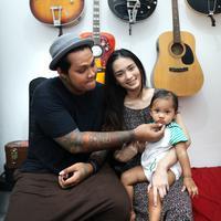 Rumah Virgoun Last Child dan Inara (Galih W. Satria/Bintang.com)