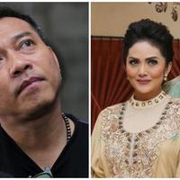 Anang Hermansyah dan Krisdayanti-Raul Lemos. (Adrian Putra/Bintang.com)