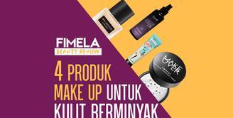 Fimela Beauty Review: Rekomendasi Produk Makeup Tahan Lama untuk Kulit Berminyak