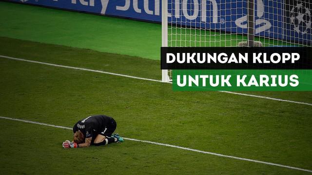 Berita Video Final Liga Champions, Jurgen Klopp Komentari Blunder Karius