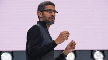 Besar dari Keluarga Sederhana, CEO Google Sundar Pichai Kini Punya Kekayaan Rp 14 Triliun