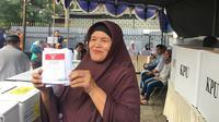 Dua TPS di Kota Tangerang Selatan melakukan Pemungutan Suara Ulang (PSU).(Liputan6.com/ Pramita Tristiawati)