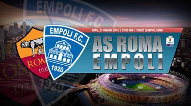 AS Roma vs Empoli