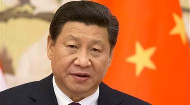 Presiden Xi Jinping (AP)