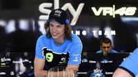 Pembalap Moto3, Nicola Bulega disebut sebagai penerus Valentino Rossi (stadio24.com)