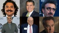 Enam pengusaha kaya Silicon Valley keturunan Timur Tengah. (Sumber Forbes, Tanium, AZquotes, Saban)