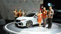 Honda Prpspect Motor rencananya akan memasarkan Civic hatchback tahun depan