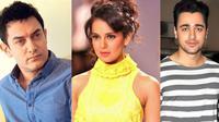 Kangana Ranaut memuji Aamir Khan seksi bukan karena wajah atau bentuk tubuh, tapi pemikirannya.