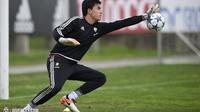 Allegri mengumumkan debut Emil Audero Mulyadi sebagai kiper di tim senior Juventus. (Juventus.com)
