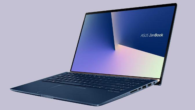 ZenBook 13/14/15 dengan ScreenPad. (Doc: Asus)