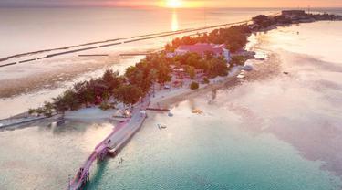 Jadi Bali Baru, Destinasi Wisata Kepulauan Seribu Semakin Nyaman dan Rapi