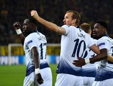 Tottenham Hotspur Lolos ke Perempat Final