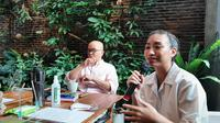 Bakal calon wakil wali kota Tangerang Selatan (Tangsel), Rahayu Saraswati Djojohadikoesoemo (Liputan6/Pramita)