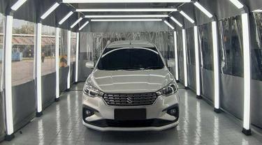 Suzuki Indonesia memberi kiat khusus dalam merawat tampilan kendaraan,