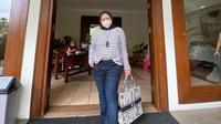 Melly Goeslaw menjalani penurunan berat badan tanpa produk tertentu, melainkan melalui dokter (dok.instagram/@melly_goeslaw/https://www.instagram.com/p/CK3bIiSA0BR/Komarudin)