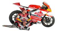 Federal Oil Gresini Moto2 (FOGM2) baru-baru ini mengumumkan livery motor balap yang bakal tampil di ajang Moto2 musim balap 2021. (Federal Oil)