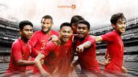 Banner Final Piala AFF 2019 (Liputan6.com/Triyasni)