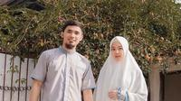 Pasangan Achmad Hulaefi dan Lindswell Kwok. (dok.Instagram @hulaefi/https://www.instagram.com/p/BuX2Xbin4UP/Henry