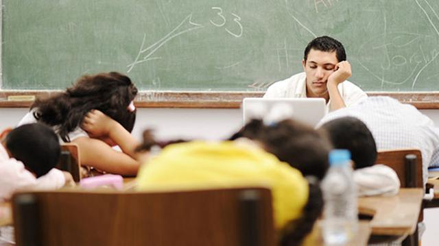 6 Tips Usir Kantuk Saat Belajar di Kelas