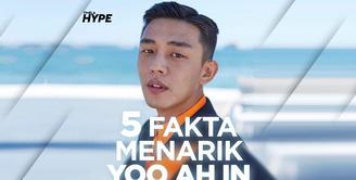 """5 Fakta Menarik Yoo Ah In, Pernah Jadi """"Selingkuhan"""" Kim Hee Ae hingga Putus Sekolah"""