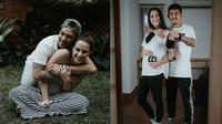 Potret Manis Fandy Christian dan Dahlia Poland. (Sumber: Instagram.com/fandych)