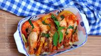 Mengolah udang menjadi masakan lezat menggugah selera? Kenapa tidak?