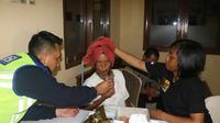 Orang dengan gangguan jiwa di wilayah Kabupaten Bogor. (Liputan6.com/Achmad Sudarno)