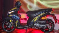 Benelli VZ125i menjadi lawan sepadan Yamaha Soul GT 125. (Paultan)