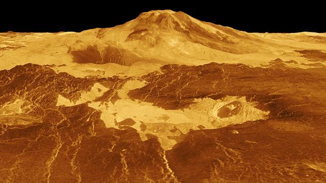 NASA: Bumi Bisa Mati Seperti Planet Neraka Venus