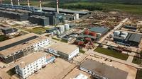 Lokasi pabrik PT VDNI di Konawe Sulawesi Tenggara, tempat TKA China bekerja.(Liputan6.com/Ahmad Akbar Fua)