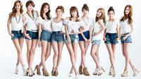 Girls Generation atau SNSD menjadi girlband K-Pop yang berhasil bertahan hingga saat ini. (directjapan)