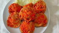 Tahu walik kopong pedas. (dok. Cookpad Indonesia/Selvi Maryani)
