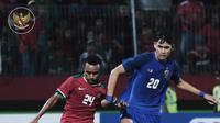 Timnas Indonesia U-19 Vs Thailand U-19 di Piala AFF U-19 2018. (PSSI)