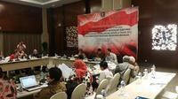 Kemenkumham menggelar kegiatan Focus Group Discussion di Bogor, Jawa Barat.