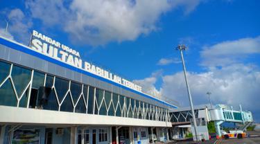 Tangkal Banjir Mudik ke Maluku Utara, Bandara Sultan Babullah Ditutup