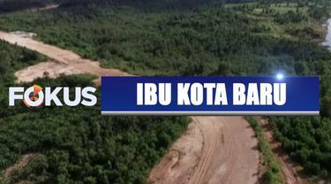 Baru saja ditetapkan jadi ibu kota baru Indonesia, sejumlah kalangan mulai lakukan jual beli lahan di Sepaku, Kutai Kartanegara.