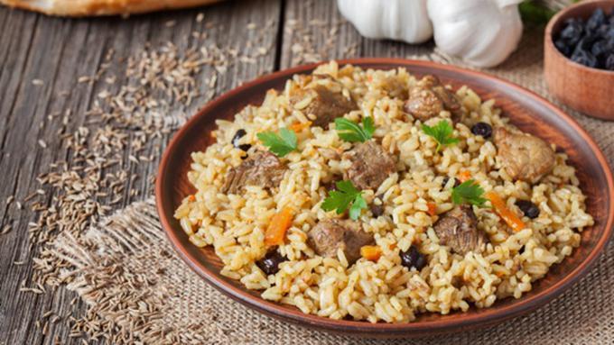 Image result for nasi kebuli betawi