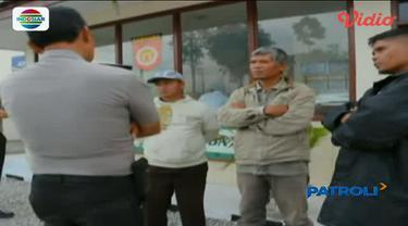 Guru SD honorer di Sumatra Utara ini diduga mencabuli sembilan siswi.