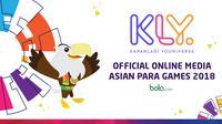 KLY Asian Para Games 2018 (Bola.com/Adreanus Titus)