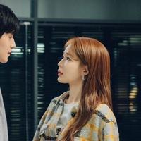 Lee Dong Wook dan Yoo In Na (Soompi)