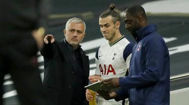 Wajah Lesu Gareth Bale saat Debut Apes Bersama Tottenham Hotspur